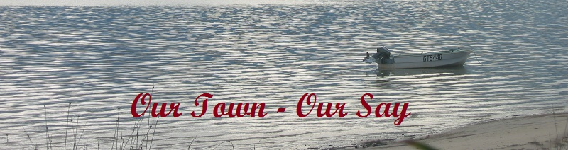 Our Town - Our Say